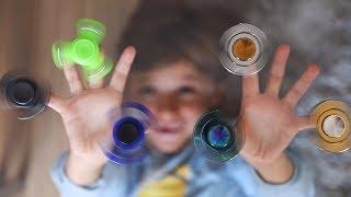 Fidget Spinner Pro MASTER - Noble Spin Spinners Test