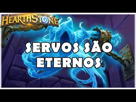 HEARTHSTONE - SERVOS SÃO ETERNOS! (STANDARD RESURRECT PRIEST)