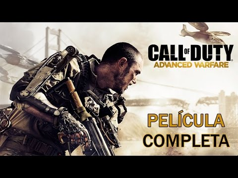 Thumbnail: Call of Duty Advanced Warfare - Película Completa en Español (Full Movie)