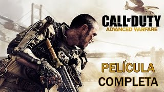 Call Of Duty Advanced Warfare - Película Completa En Español (Full Movie)