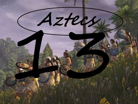 Aztec Campaign part 13: The war has started!