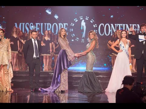 Miss Europe Continental 2018 Full Show