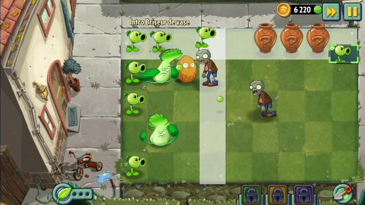 Plantes contre zombies épisode 2 - YouTube
