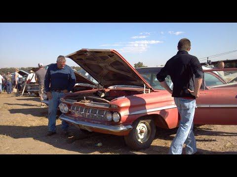 Dream Car Auction - a Nebraska Story