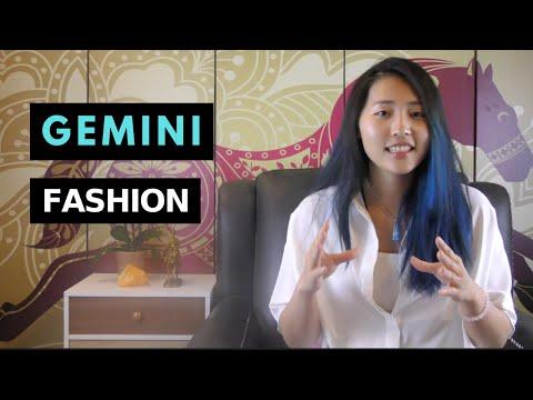 Gemini Fashion Style & Why Gemini Dress in These Ways