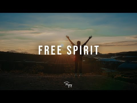"""Free Spirit"" – Happy Guitar Rap Beat R&B Hip Hop Instrumental Music 2019 