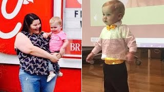 17-Year-Old Invites 2-Year-Old With Heart Defect to Prom