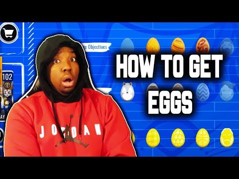 HOW TO OBTAIN ALL HIDDEN EGGS FROM THE SPRING CAMPAIGN IN NBA LIVE MOBILE 19!!!