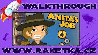 Anita's Job - Návod - Walkthrough