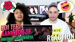 Udi Teri Aankhon Se | Guzaarish | Hrithik Roshan, Aishwarya Rai | REACTION