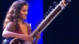Anoushka Shankar - Traveller - 2012 - two ragas - Live at Les Nuits de Fourvière - Lyon, France