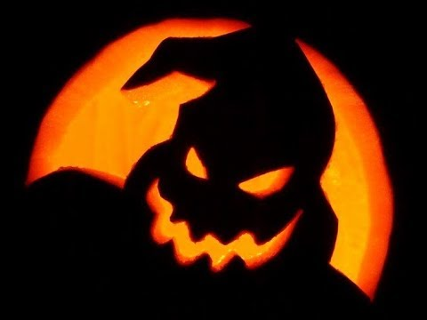 carving oogie boogie into my pumpkin youtube rh youtube com