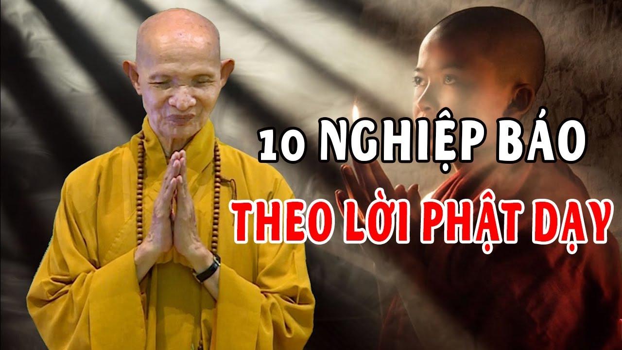 10 Nghiệp Báo Theo Lời Phật Dạy - Truyện Tâm Linh Thích Giác Hạnh