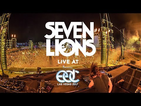 Seven Lions - EDC Las Vegas 2017 (Full Set)