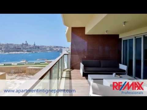 Apartment for sale in Tigne Point, Malta