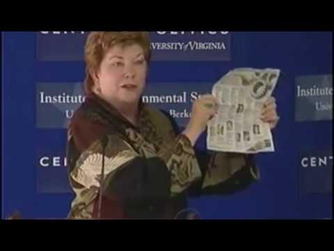 Delaine Eastin on Campaign Finance Reform