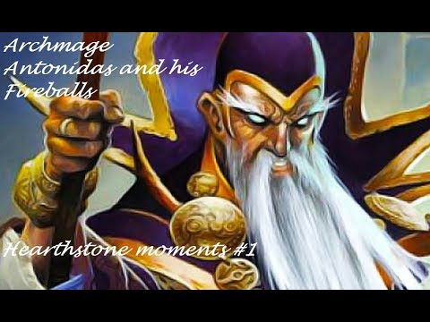 The well known power of the Archmage - Hearthstone moments #1