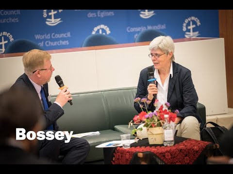 The World Council of Churches Talk Show: Ecumenical Institute Bossey, with Prof. Dagmar Heller