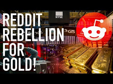Is The Reddit Rebellion About To Descend On The Precious Metals Market?