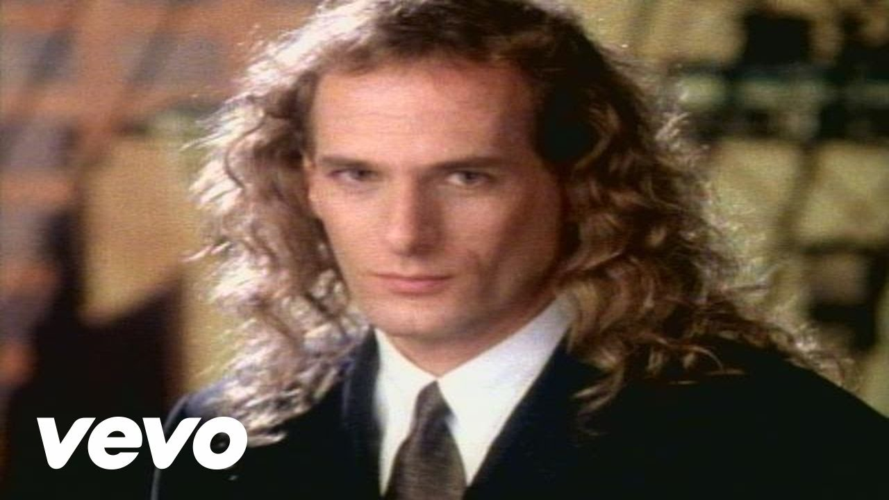 Michael Bolton - Love Is a Wonderful Thing - YouTube