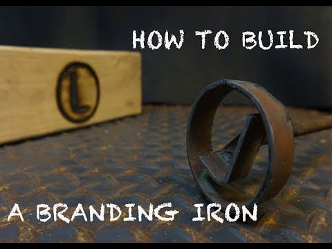 How to make a Branding Iron