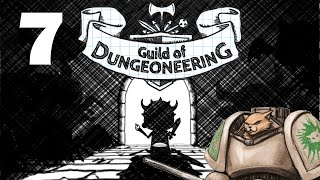 Guild of Dungeoneering Gameplay / Lets Play - Part 7 - Orc Warlord!