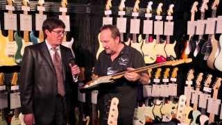 Fender Custom Shop Anniversary 1964 Stratocaster Closet Classic Electric Guitar - NAMM 2014