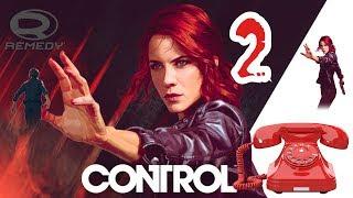 Control - Parte 2 - Enigma telefono rosso - (Guida soluzione gameplay) ITA.