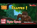 Jungle Book Hindi Cartoon for kids | Junglebeat | Mogli Cartoon Hindi | Episode 47 Trapped