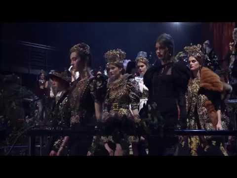 Dolce&Gabbana Alta Moda  Laboratori del Teatro alla Scala, Milan