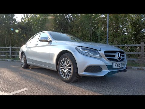 2015 Mercedes-Benz C 200 SE Executive Start-Up and Full Vehicle Tour