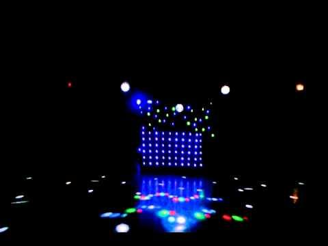 New LED Lights Williamston Middle School Dance