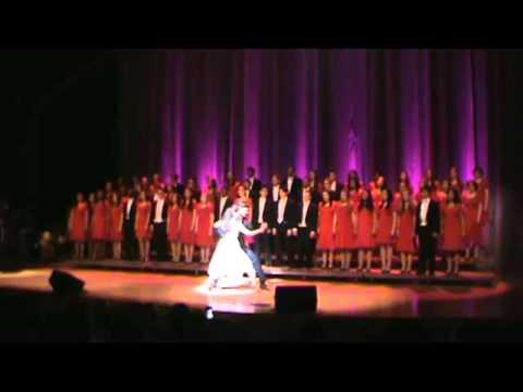 Cheek to Cheek - LaGuardia High School Show Choir 2013