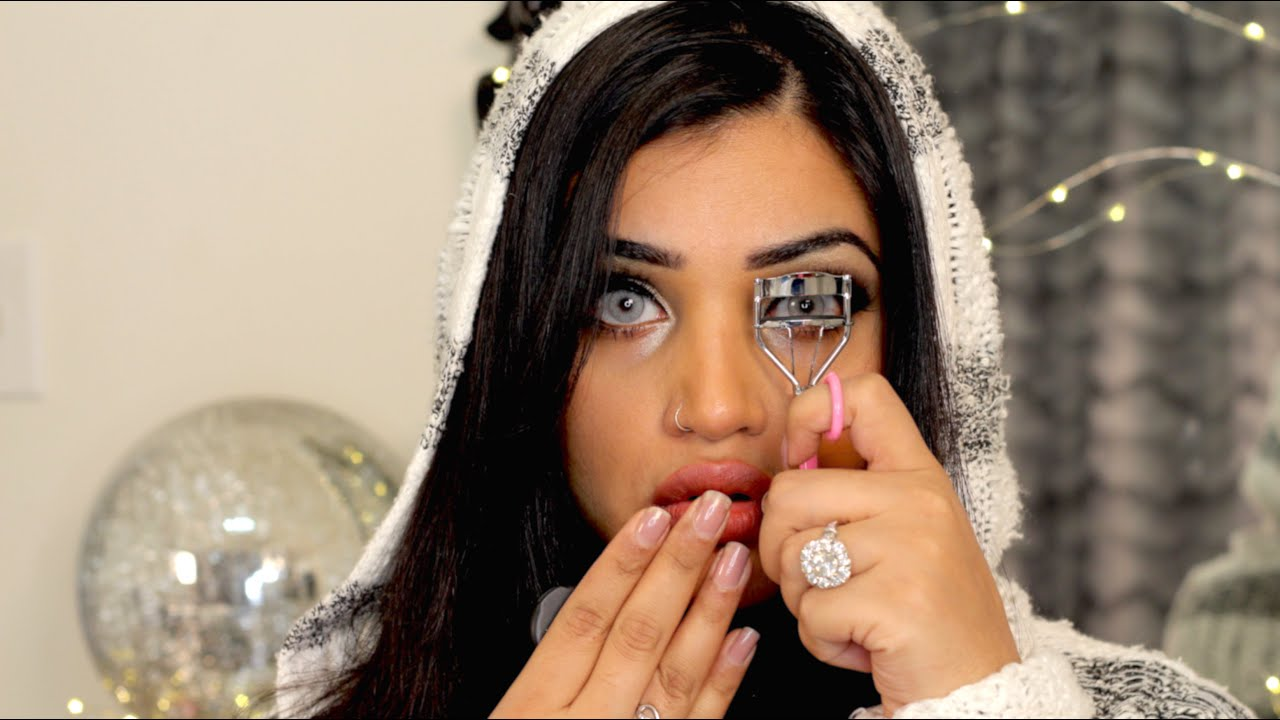 Are Eyelash Curlers Bad For Your Lashes Youtube