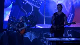 Avenged Sevenfold So Far Away - live Rock USA 07 / 17 / 2015 Oshkosh Wisconsin