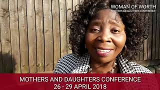 Mothers and Daughters Conference 2018