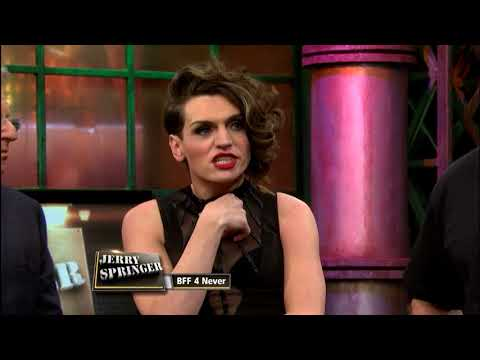 Transsexual Shockers! The Jerry Springer Show) from YouTube · Duration:  3 minutes 31 seconds