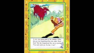 The Gingerbread Boy   Vintage Children's Stories Quilt Block Kit