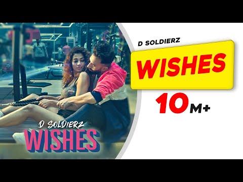 WISHES | D SOLDIERZ | Ananya Sengupta | Vikas K Chandel | Latest Punjabi Song 2019