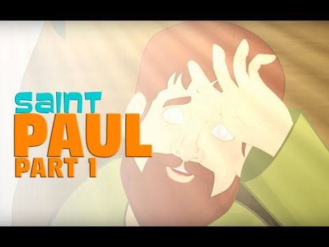Story of Saint Paul -Part-1 | English | Story of Saints For Kids