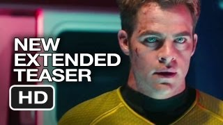 Star Trek Into Darkness NEW HD Extended TEASER - Announcement (2013) - JJ Abrams Movie HD