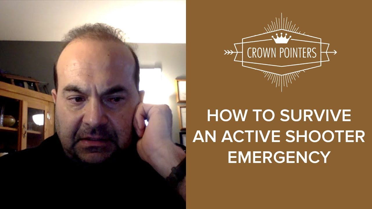 how to survive an active shooter How to survive an active shooter - duration: 3:59 surviving an active shooter event - civilian response to active shooter - duration: 11:34.