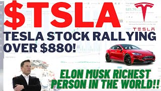 Hey everyone, i made a video to take look back at how $tsla stock traded today as it set new all time high after price upgrade, some keys levels of sup...