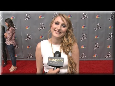 Caroline Pennell   Not So Shy & Her Unique Voice   The Voice Season 5 Top 12