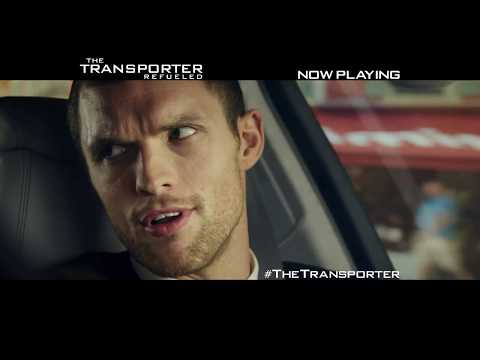 The Transporter Refueled  Ad 14 HD