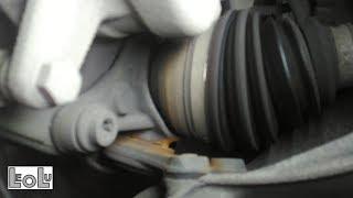 Claquement à l'avant droit // Peugeot 407 //