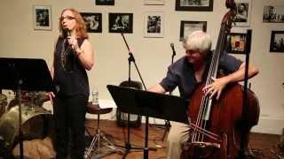 Andrea Wolper & Ken Filiano - at Dissident Arts Festival - El Taller, NYC - Aug 16 2014