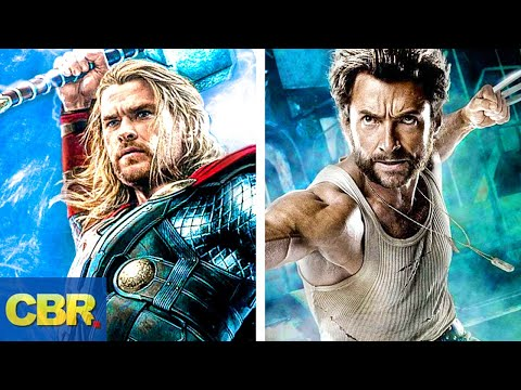 10 Marvel Battles We Want To See In Phase 4