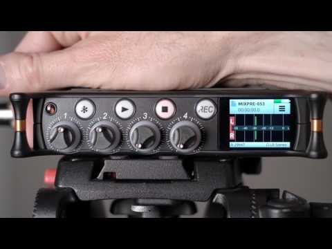 Sound for Video Session: Sound Devices MixPre-6 (and 3) Setup Walkthrough