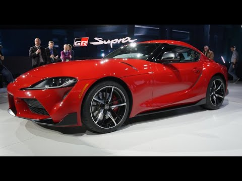 0454219ac3931b This Is The 2020 Toyota GR Supra | CarBuzz